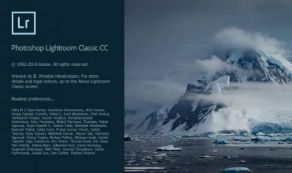 Adobe Photoshop Lightroom Classic CC 2019 v8.0