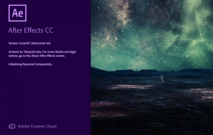Adobe After Effects CC 2019 16.1.0.204 - 64bit