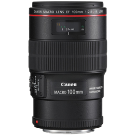 Canon EF 100mm F2.8L Macro IS USM