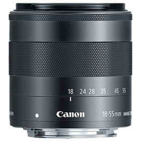 Canon EF-M 18-55mm F3.5-5.6 IS STM