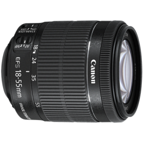 Canon EF-S 18-55mm F3.5-5.6 IS STM
