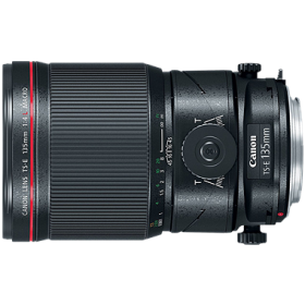 Canon TS-E 135mm F4L Macro Tilt-Shift