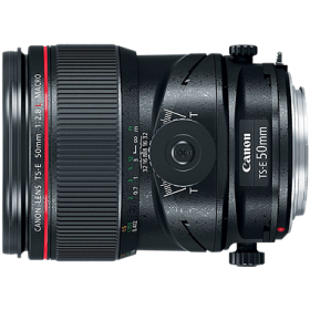 Canon TS-E 50mm F2.8L Macro Tilt-Shift
