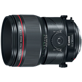 Canon TS-E 90mm F2.8L Macro Tilt-Shift