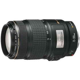 Canon EF 75-300mm F4-5.6 IS USM