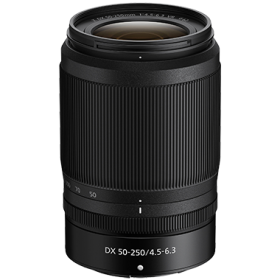 Nikon Nikkor Z DX 50-250mm F4.5-6.3 VR