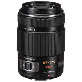 Panasonic Lumix G X Vario PZ 45-175mm F4-5.6 ASPH Power OIS