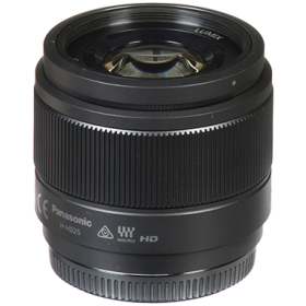 Panasonic Lumix G 25mm F1.7 ASPH