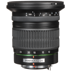 Pentax smc DA 12-24mm F4 ED AL (IF)