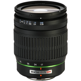 Pentax smc DA 17-70mm F4 AL (IF) SDM