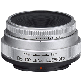 Pentax 05 Toy Lens Telephoto