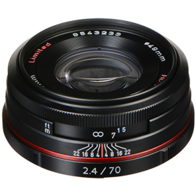 HD Pentax DA 70mm F2.4 Limited