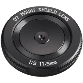 Pentax 07 Mount Shield Lens