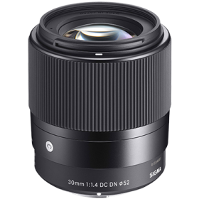 Sigma 30mm F1.4 DC DN Contemporary (Sony E-mount)