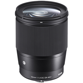 Sigma 16mm F1.4 DC DN Contemporary (Micro Four Thirds)
