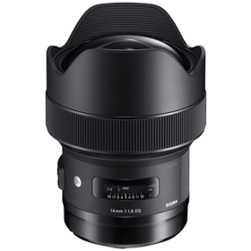 Sigma 14mm F1.8 DG HSM Art (L-mount)