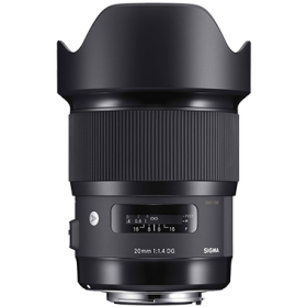 Sigma 20mm F1.4 DG HSM Art (L-mount)