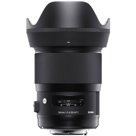 Sigma 28mm F1.4 DG HSM Art (L-mount)
