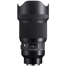 Sigma 85mm F1.4 DG HSM Art (L-mount)