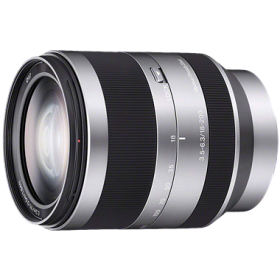 Sony E 18-200mm F3.5-6.3 OSS