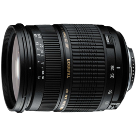 Tamron AF 28-75mm F2.8 XR Di LD Aspherical (IF)