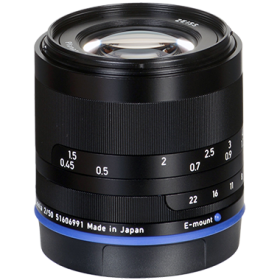 Zeiss Loxia 50mm F2