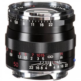 Carl Zeiss Planar T* 50mm F2 ZM