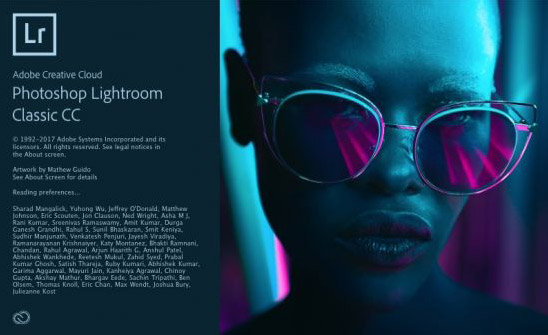 Adobe Photoshop Lightroom Classic CC 2018 7.3.0.10 - MacOS