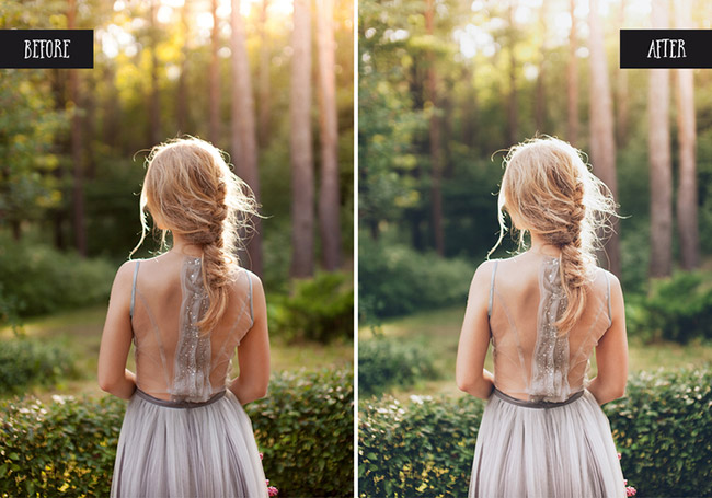 lightroom presets film wedding