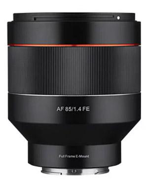 AF 85mm f/1.4 FE no hood