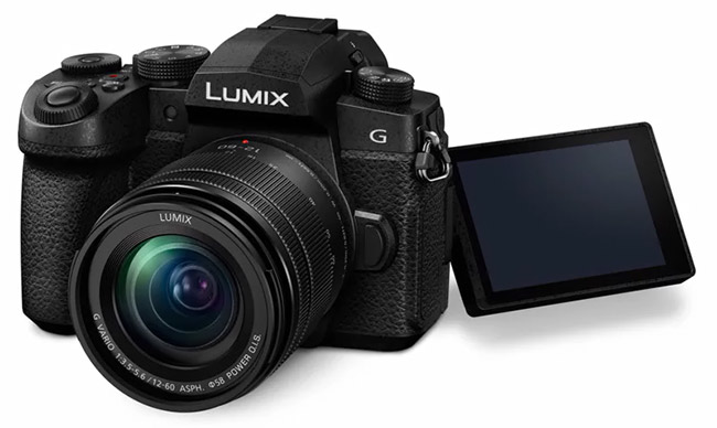 panasonic g95 tiilting