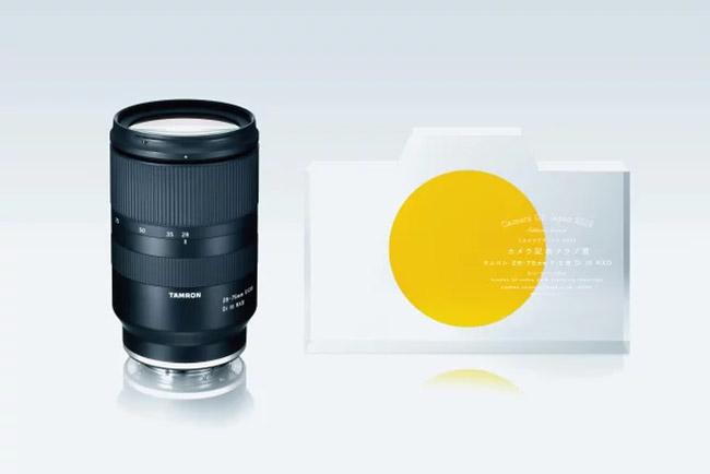 editors award tamron 28 75mm f2 8 di iii rxd model a036