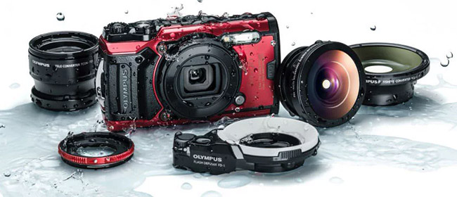 olympus tough tg 6 accessory
