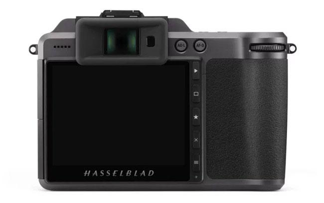 hasselblad x1d ii 50c rear