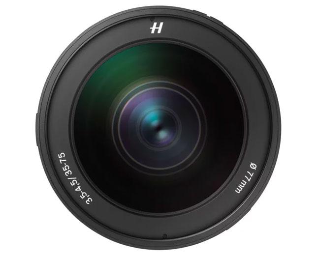 hasselblad xcd 35 75mm front