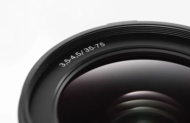 hasselblad xcd 35 75mm lens