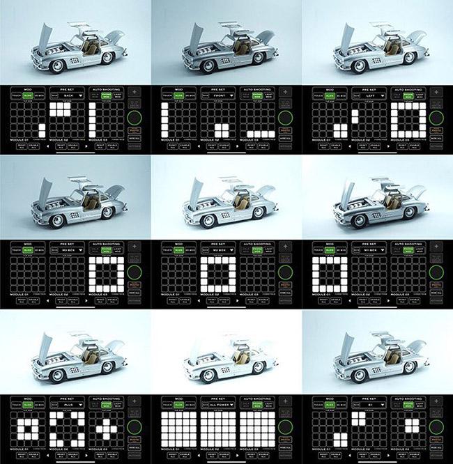 photon mini studio box multi control