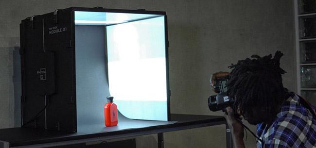photon mini studio box