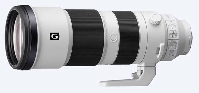 sony lens fe 200 600mm