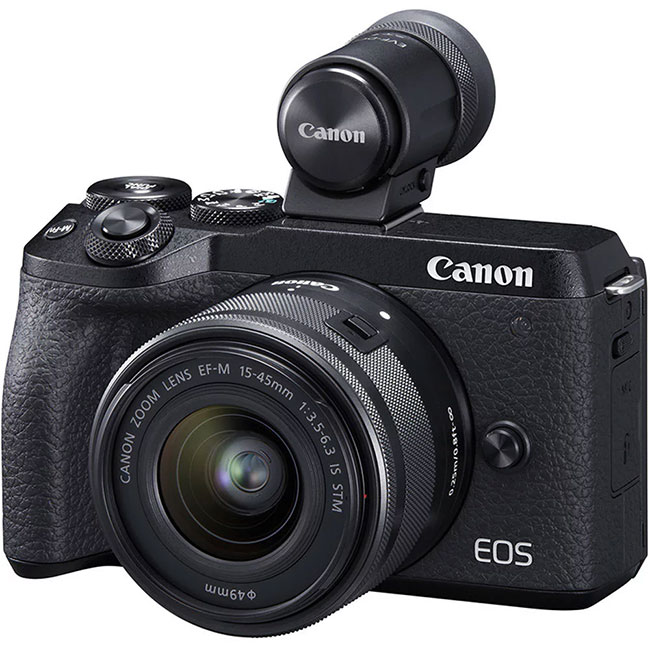canon eos m6 mark ii 1
