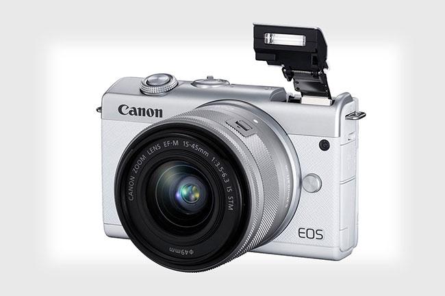 canon eos m200 news