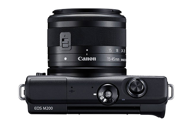 canon eos m200 view 5