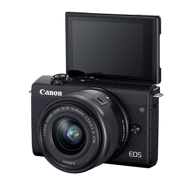 canon eos m200 view 8