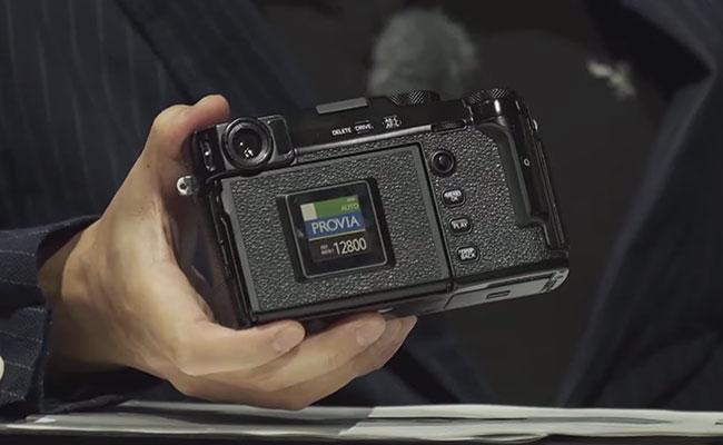 fujifilm xpro3 small lcd 3