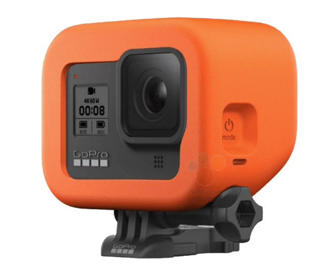 gopro hero8 floaty