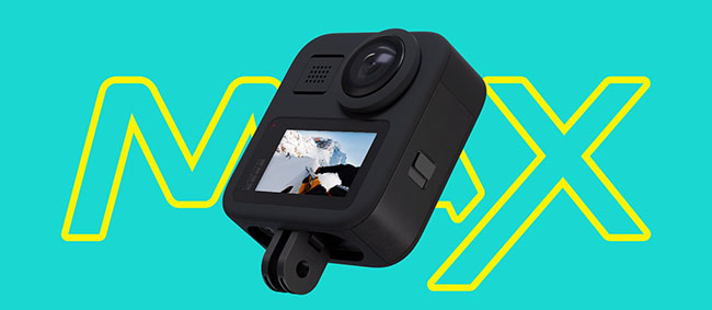 gopro max view 2