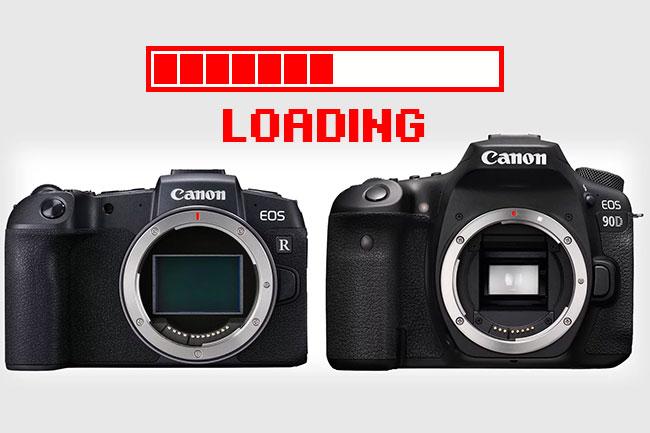 canon firmware eos rp 90d