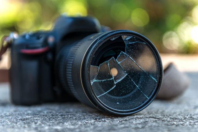 Kính lọc bảo vệ máy ảnh