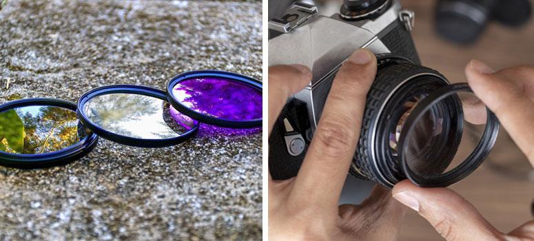 Các loại kính lọc - filter