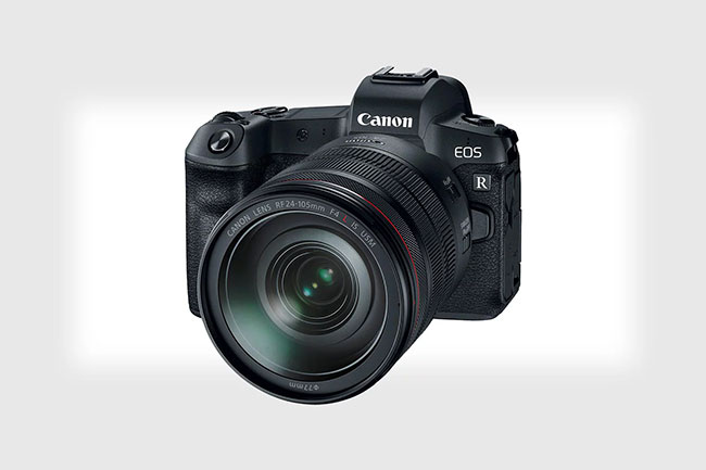 canon new camera mount ef rf